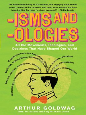 cover image of 'Isms & 'Ologies