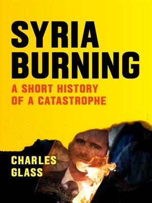 cover image of Syria Burning