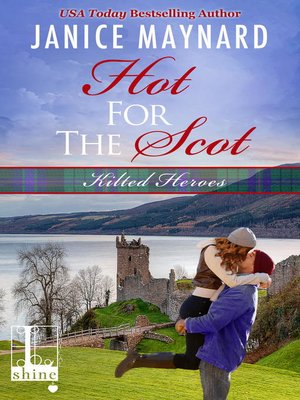 cover image of Hot for the Scot