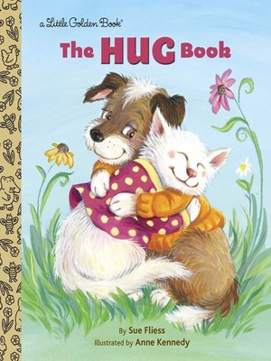 cover image of The Hug Book