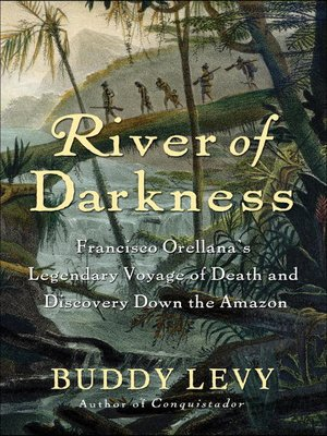 cover image of River of Darkness