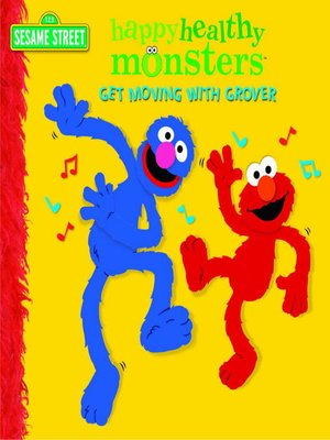 cover image of Get Moving with Grover