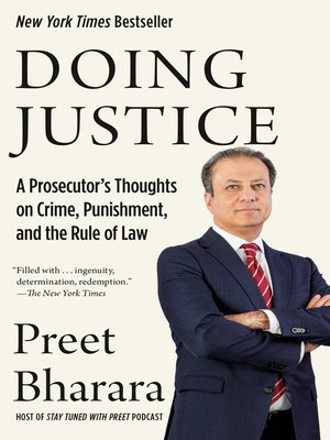 cover image of Doing Justice