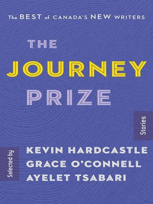cover image of The Journey Prize Stories 29