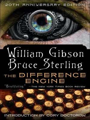 cover image of The Difference Engine