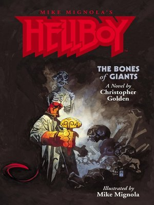 cover image of Hellboy: The Bones of Giants