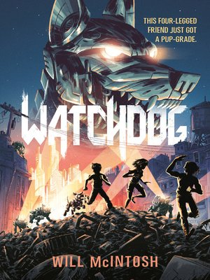 cover image of Watchdog