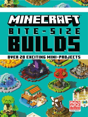 cover image of Minecraft Bite-Size Builds