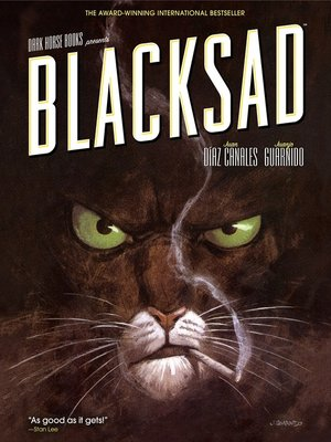 cover image of Blacksad