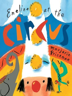 cover image of Emeline at the Circus