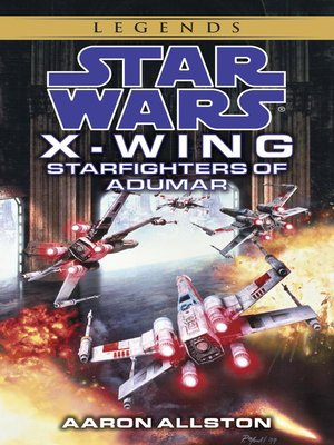 cover image of Starfighters of Adumar