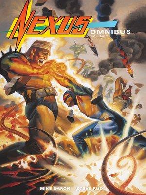 cover image of Nexus (1981), Omnibus Volume 7
