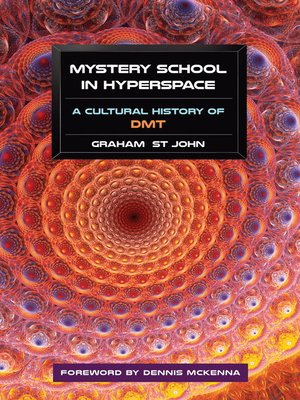 cover image of Mystery School in Hyperspace
