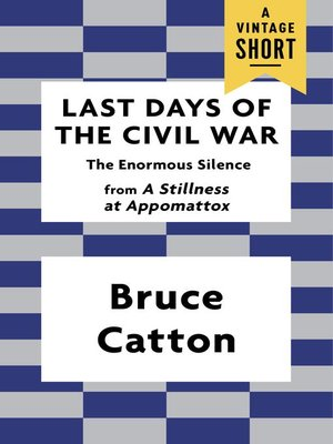cover image of Last Days of the Civil War