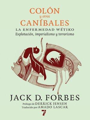 cover image of Colón y otros caníbales