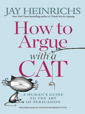 cover image of How to Argue with a Cat