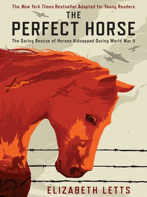 cover image of The Perfect Horse