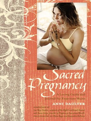 cover image of Sacred Pregnancy