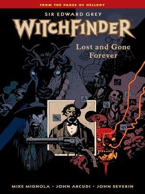 cover image of Witchfinder (2009), Volume 2