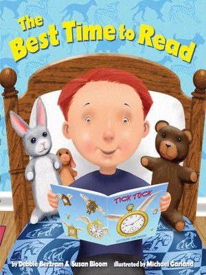 Title details for The Best Time to Read by Debbie Bertram - Available