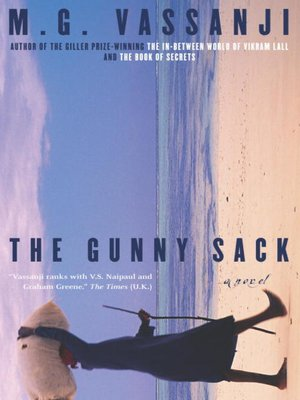 cover image of The Gunny Sack