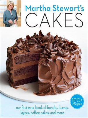cover image of Martha Stewart's Cakes