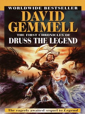 cover image of The First Chronicles of Druss the Legend