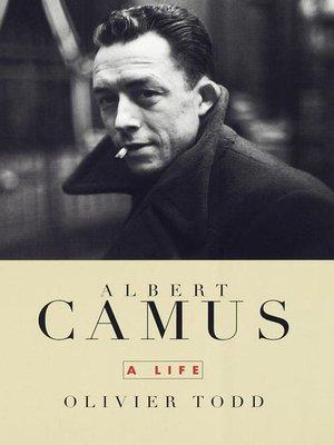 cover image of Albert Camus