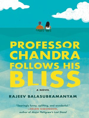 cover image of Professor Chandra Follows His Bliss