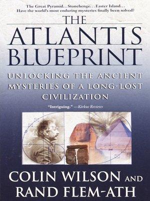 cover image of The Atlantis Blueprint