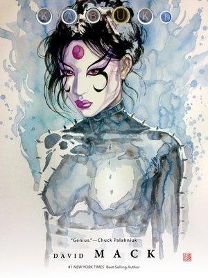 cover image of Kabuki (2015), Volume 4