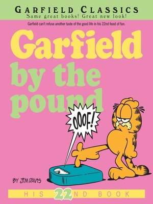 cover image of Garfield by the Pound