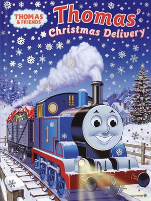 cover image of Thomas' Christmas Delivery