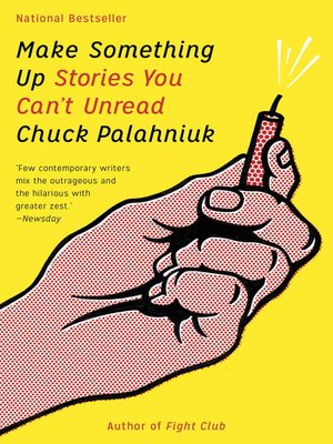cover image of Make Something Up