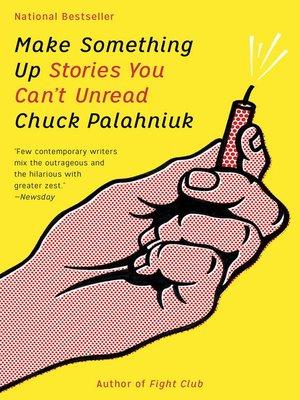 Chuck palahniuk · overdrive (rakuten overdrive): ebooks.
