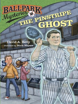 cover image of The Pinstripe Ghost