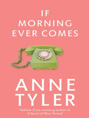 cover image of If Morning Ever Comes