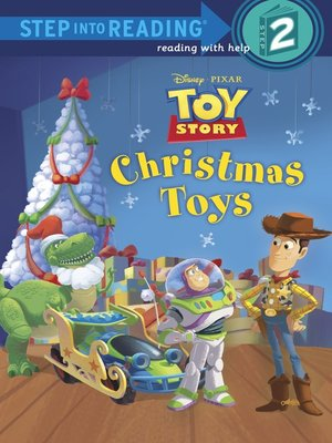 cover image of Christmas Toys (Disney/Pixar Toy Story)