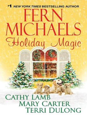 cover image of Holiday Magic