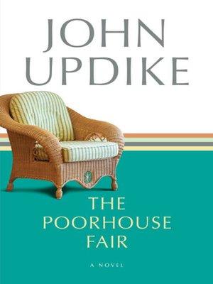 cover image of The Poorhouse Fair