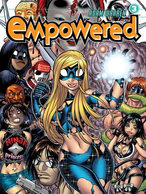 cover image of Empowered Volume 3