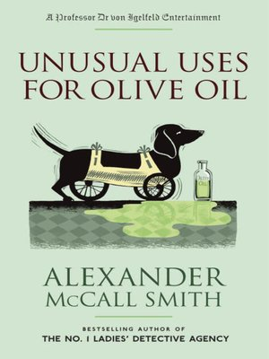 cover image of Unusual Uses for Olive Oil