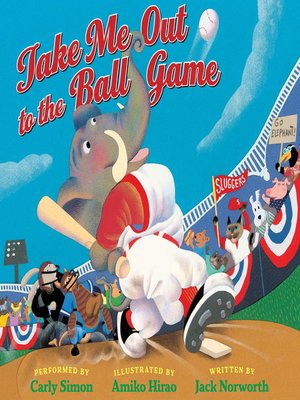 cover image of Take Me Out to the Ball Game
