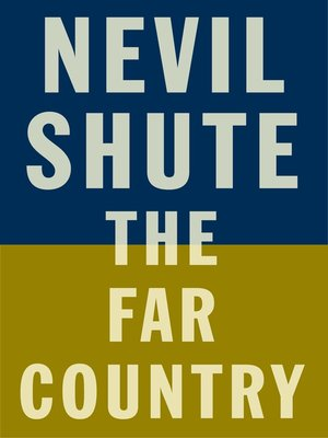 cover image of The Far Country