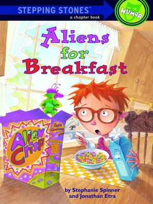 cover image of Aliens for Breakfast