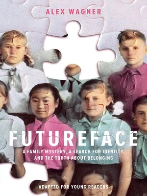 cover image of Futureface (Adapted for Young Readers)