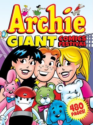 cover image of Archie Giant Comics Festival