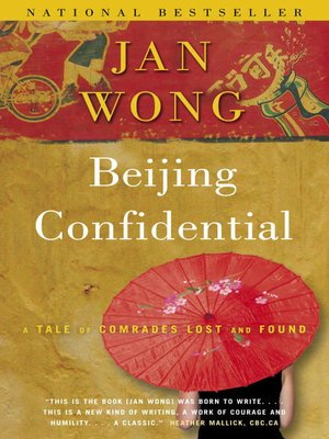 cover image of Beijing Confidential
