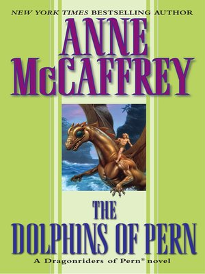 cover image of The Dolphins of Pern