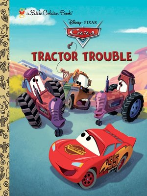 cover image of Tractor Trouble (Disney/Pixar Cars)